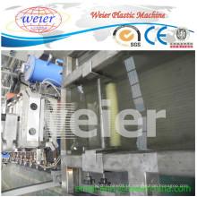 Máquina de granulagem plástica da costa da reciclagem da saída 300kg / H