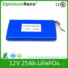 Deep Cycle Lithium Batterie 12V 25ah