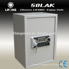LCD display Office safe box, double-security safe,home safe 50LAK