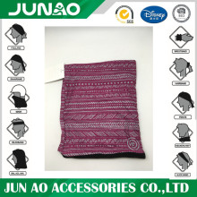promotional soft & windproof polar fleece neck warmer scarf factory
