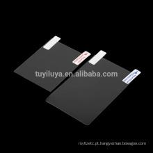 Clear Anti Scratch Crystal Bottom protetor de tela LCD Film Guard para Nintendo para 3DS