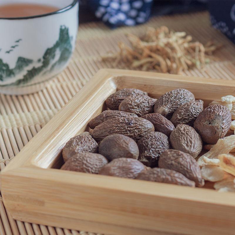 Boat-fruited sterculia chrysanthemum liquorice tea