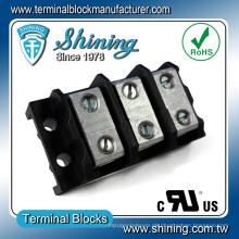 TGP-050-03BSS Elektrischer Spleißer 50 Amp 3-Wege Klemmenanschluss