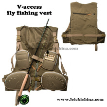 Stock Available Cheap V-Access Fly Fishing Vest