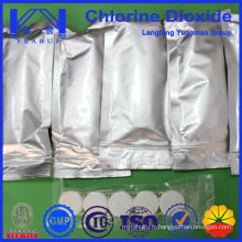 Filtres à eau et purificateurs à base de dioxyde de chlore