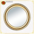 Round Mirror Frame (PUJK03-G) for Home Decoration