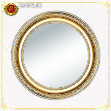 Plastic Mirror Frame (PUJK03-G) for Home Decoration
