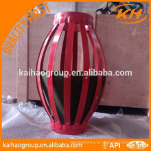 Venda quente !!! API Deslizamento-Sobre a cesta do cimento da pétala do metal