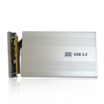 USB2.0 3.5 Inch IDE HDD Hard Drive Enclosure