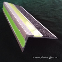 REALGLOW LLL SYSTEM NOSING D'ESCALIER
