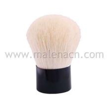 Escova de cabelo sintético cosméticos kabuki