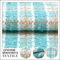Diseño personalizado Diferentes tipos de textil tejido de chenilla suave