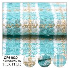 Conception personnalisée Différents types de textiles tissés chenille douce