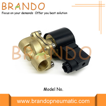 Direct Diaphagm Din 43650B Brass Solenoid Valve 2W160-15