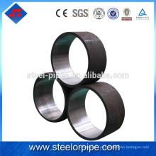 Tubo de aço carbono barato galvanizado promocional