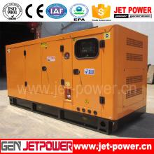 Doosan 120kVA Soundproof Diesel Generators Set Low Noise