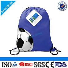 New design cheap wholesale drawstring fashional sports drawstring backpack bag
