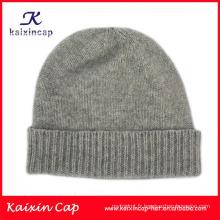 2014 Oem Hiver Chaud Personnalisé Beanie Cap / Wholesole Chapeaux avec étiquette tissée patch / promotion Haute Qualité Beanie Knit Hat