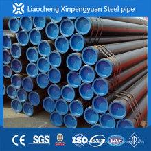 Более дешевая стальная труба ASTM A106Gr.B с черной окраской