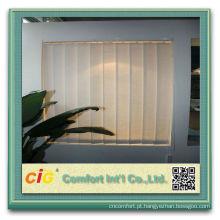 Eco-friendly para tela cego Vertical do tecido da cortina