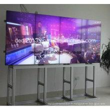 Le mur visuel de 46 pouces a fait écran avec l'écran ultra mince ultra étroit de 5.3mm de lunette