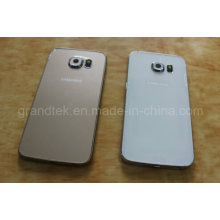 para Samsung Galaxy S6 Phone Estuche transparente transparente