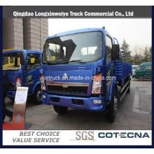 Camión ligero de 3 toneladas Camión ligero de carga HOWO de Sinotruk