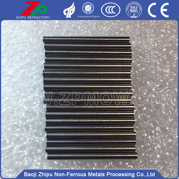 Polished 99.95% purity molybdenum needle for sale