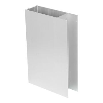 Aluminum Extrusion Profile-Industrial Aluminium-006