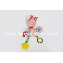 Factory Suppy of New Designed Plush Baby Teether