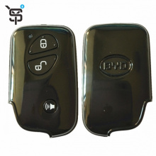 Factory price black Car key smart 3 button car key remote control for BYD PCF7952 chip 315 Mhz YS100040