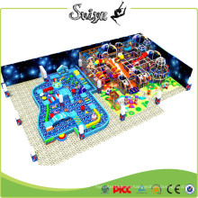 Ce Approval Best Funny Kids Indoor Playground