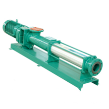 China factory low price hopper screw pump