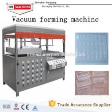 Semi-automatic Single Station Thermo Vacuum Plastic Forming Machine