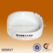 Hot sales customize design cigar ashtray porcelain