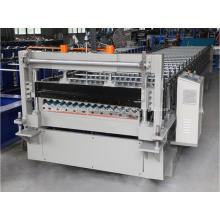 18-728 Станок для производства профнастила железного цвета