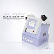 A freqüência de rádio médica da estrela do rf da aprovação do CE para a pele aperta a remoção do enrugamento