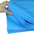 13gsm sms fabric bed sheet nonwoven fabric medical disposable bed sheet 100pcs