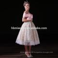 Neue Ankunft Elegante Rosa Damen Guangzhou Abendkleid Großhandel