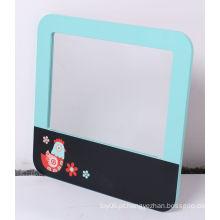 Tabuleiro de madeira com espelho para crianças Brinquedos de educação
