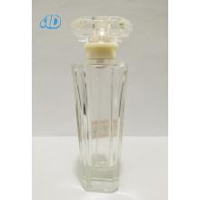 Ad-P187 Spray Transparente Perfume Garrafa de Vidro 100ml 25ml