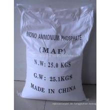 Nh4h2po, Karte, hoher Qualität Ammonium-Dihydrogen-Phosphat-Dünger CAS: 7722-76-1