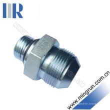 Métrica Macho / SAE O-Ring Adaptador Bico Hidráulico (1QO)