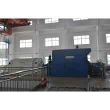 Réaction de la turbine à vapeur et impulsion