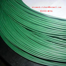 China Factory PVC Coated Iron Wirefor Wire Mesh Fence Building