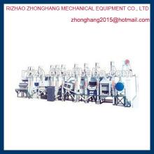 MCHJ série preço fábrica de moinho de arroz