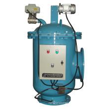 Wide Filtration Range Progressive Selbstreinigungsbürste Reinigungsfilter