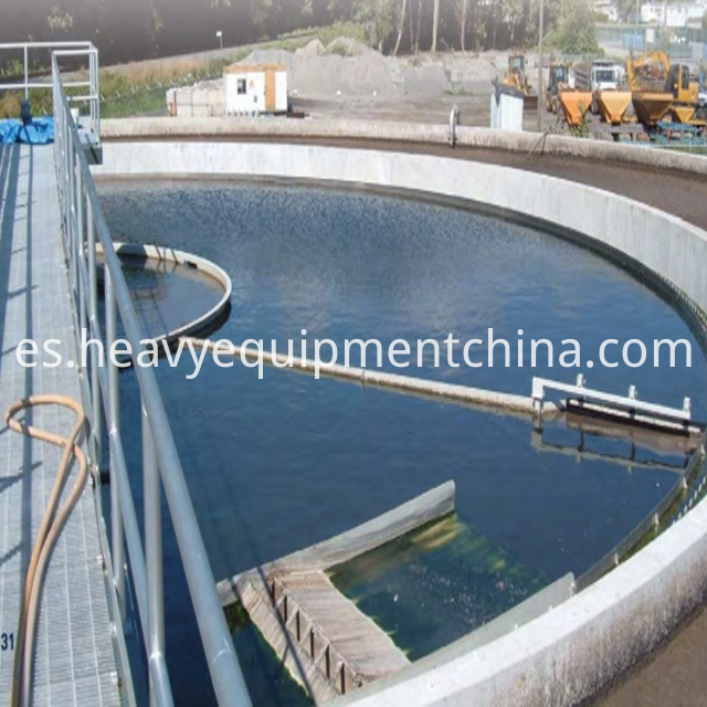 Ore Fines Thickener