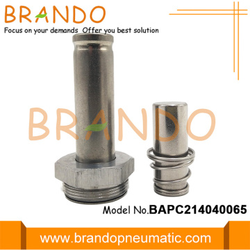 Thread Seat Stainless Steel Plunger Solenoid Armature Kit