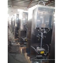 Bolsita de la máquina del paquete del agua para las pequeñas máquinas de rellenar de la fabricación